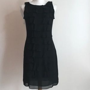 Adrianna Papell sheath dress.